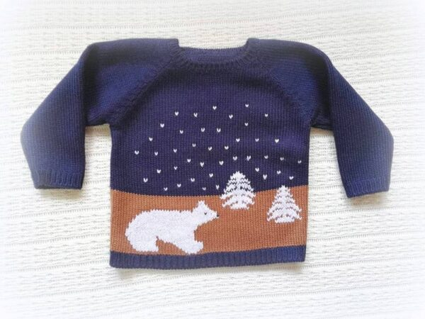 Camisola Polar