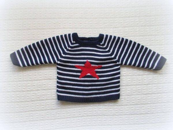 Camisola Estrelada