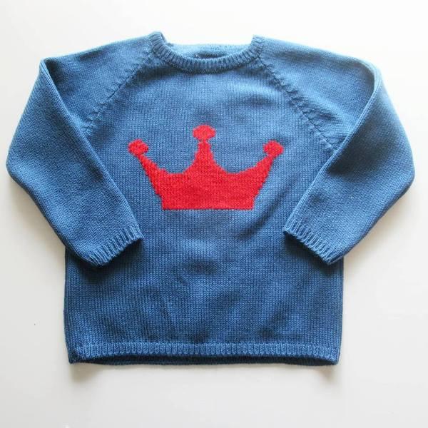 Camisola Coroa