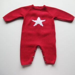 Macacão Estrela