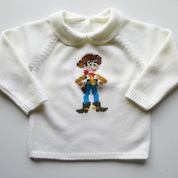 Camisola Woody