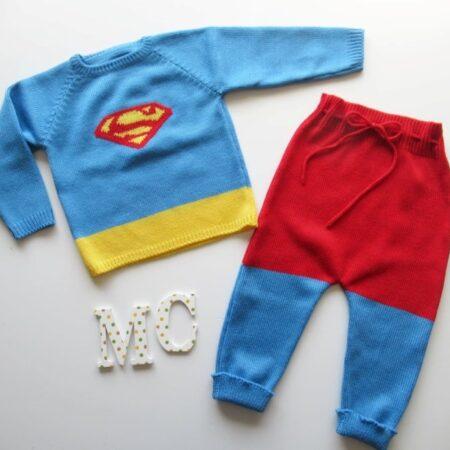 Camisola Super Homem