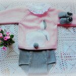 Camisola Bunny