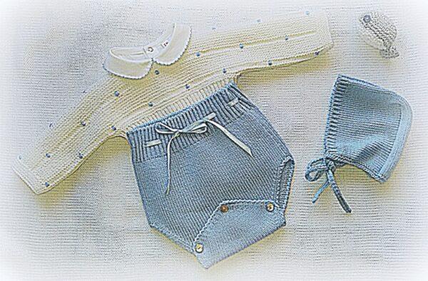 Tapa- Fraldas Laço