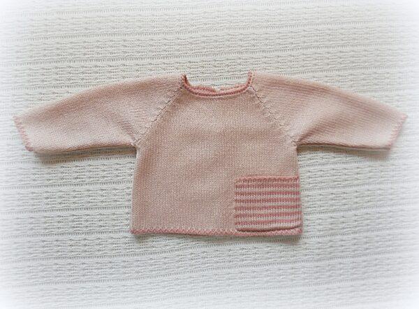 Camisola Bolso
