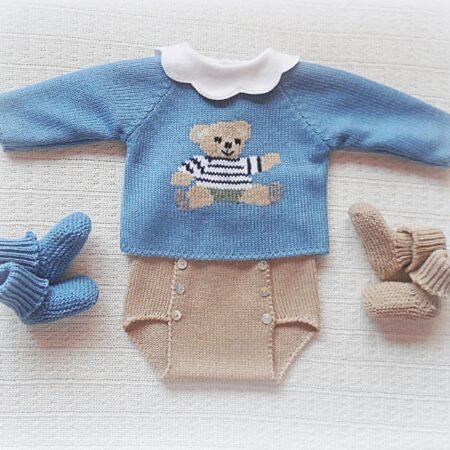 Camisola Teddy